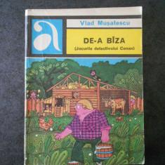 VLAD MUSATESCU - DE-A BAZA. JOCURILE DETECTIVULUI CONAN