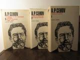 A.P.CEHOV OPERE  I,II ,III