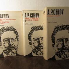 A.P.CEHOV OPERE  I,II ,III, A.P. Cehov