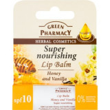 Green Pharmacy Lip Care balsam de buze hranitor SPF 10
