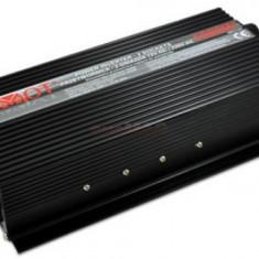 Invertor auto Kemot URZ3163, 12V/230V, 1000W, 1 iesire