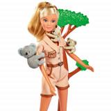 Cumpara ieftin Papusa Steffi Love Koala 29 cm cu Figurine si Accesorii, Simba