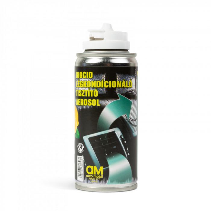 Dezinfectant biocid pt. aer conditionat si habitaclu auto - 100 ml Best CarHome
