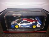 Macheta McLaren F1 GTR British GT Championship - 1999  - MINICHAMPS  1:43
