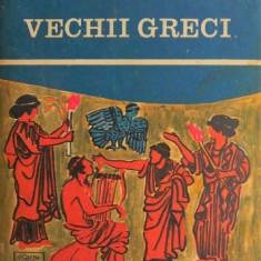 Vechii greci - M. I. Finley
