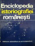 Enciclopedia Istoriografiei romanesti