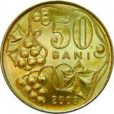 Republica Moldova, 50 bani 2008 * cod 205, Europa, Cupru-Nichel