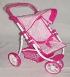 Cumpara ieftin Carucior pentru papusi Baby Mix 9671-M1701W