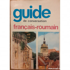 Guide de conversation francais roumain