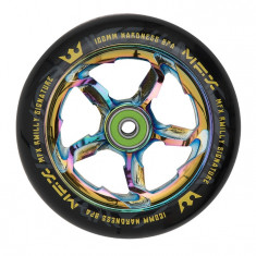 Roata Trotineta MGP MFX RWilly Signature 120 mm Neo Chrome