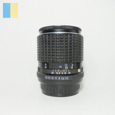 Obiectiv SMC Pentax-M 135mm f/3.5 Pentax K-mount, Altul, Manual focus, Pentax - K
