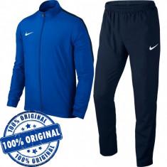 Trening Nike Academy pentru barbati - trening original - treninguri barbati, L, Albastru, Poliester