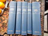 Istoria filosofiei moderne - omagiu I. Petrovici - colectiv - 5 vol.