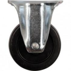 VOREL Roata fixa polipropilena 40 mm