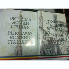 Dictionar romana - italiana / Dictionar italiana - romana, ed. Gramar