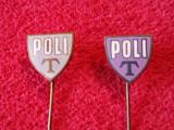 Lot 2 insigne fotbal - POLI TIMISOARA