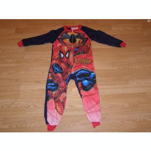 costum carnaval serbare spiderman pentru copii de 4-5 ani