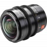 Obiectiv manual Viltrox S 20mm T2.0 Cinematic MF Wide pentru Sony NEX E-Mount