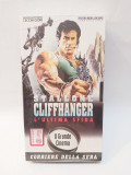 Caseta video VHS originala film - Cliffhanger - Stallone sigilata limba italiana