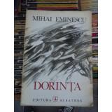DORINTA , MIHAI EMINESCU