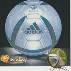 Portugalia 2004 - UEFA Euro 2004, maxima