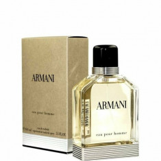 Apa de toaleta Armani Pour Homme, 100 ml, Pentru Barbati