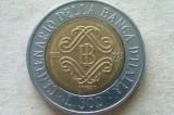 MONEDA 500 LIRE 1993-ITALIA (Bank of Italy)