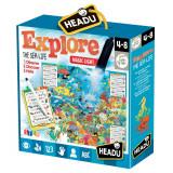 Joc puzzle - Explorati viata marina