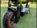 Trotineta electrica Noua ! puternica 4 amortizoare scaun off road Led