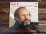J S Bach - Violin Concertos. Concerte vioara (Vinyl/LP), VINIL