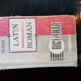 Gutu, Dictionar Latin Roman