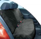 Husa protectie bancheta spate auto Streetwize culoare negru rezistenta la apa si orice murdarie , pentru mecanici , service , animale de companie, un