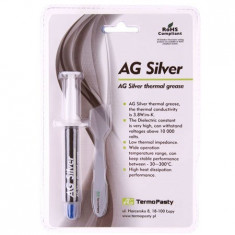 PASTA TERMOCONDUCTOARE SILVER 3G AG EuroGoods Quality