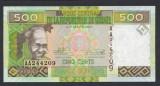A3022 Guinea Guineea 500 francs 2017 UNC