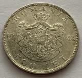 500 Lei 1944 Argint, Romania, a UNC