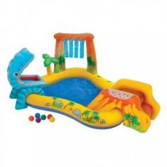 Piscina Gonflabila Pentru Copii cu Tobogan - Play