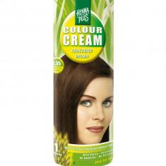Crema Nuantatoare de Par HennaPlus Colour Cream Chocolate Brown 5.35