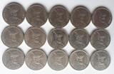 Romania - Lot 15 buc. 100 Lei