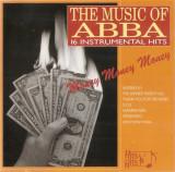 CD The Music Of Abba - 16 Instrumental Hits, original, holograma