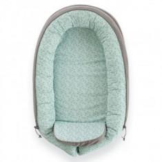 Cuib pentru bebelusi Soft Circles Mint
