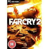 Far Cry 2, Shooting, 18+, Single player, Ubisoft