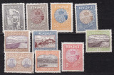 Romania  1913  Silistra    MH  w63