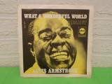 Cumpara ieftin LOUIS Armstrong - What A Wonderful World / Cabaret Original 1968 , VINIL / vinyl