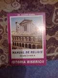 A6 Manual de religie clasa a VIII -a - Istoria Bisericii - Pr. Claudiu Dumea