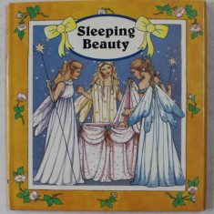 SLEEPING BEAUTY by SIMON GIRLING , ILLUSTRATED by JENNY PRESS