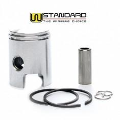 Kit Piston Scuter - Moped Piaggio - Piaggio Bravo - 38.6mm - d=12mm - W STANDARD