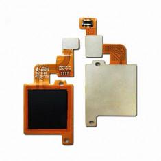 Banda Flex Senzor Amprenta Xiaomi Redmi Mi 5X Neagra