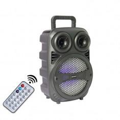Boxa Portabila 15W ElectroAZ 8107 , Functie Karaoke