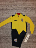 Trening Nationala Romaniei - Romania Bluza si pantaloni conici - Model 2019