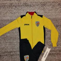 Trening Nationala Romaniei - Romania Bluza si pantaloni conici - Model 2019, L, M, S, XL, XXL, Din imagine